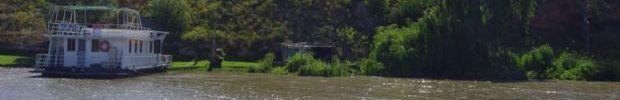 Photograph Toora Reserve 2 Houseboat Mooring Panorama