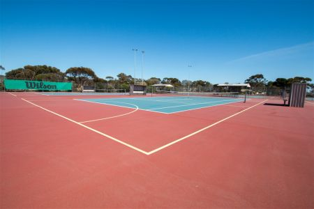 Christian Reserve Courts