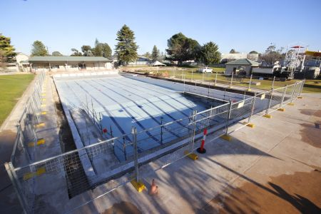 MB Swimming Centre Upgrade Timelapse 29 June 2020