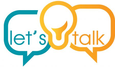 Let's Talk Logo New identity