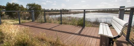 Casuarina Walk Reserve Boardwalk