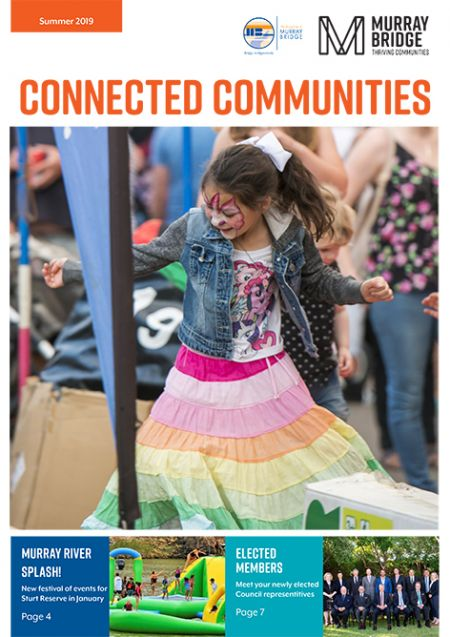 Connected Communities Summer 2019