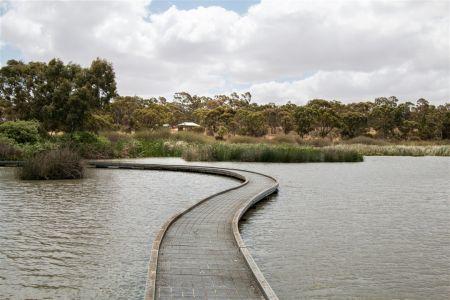 Swanport Wetlands Boardwalk