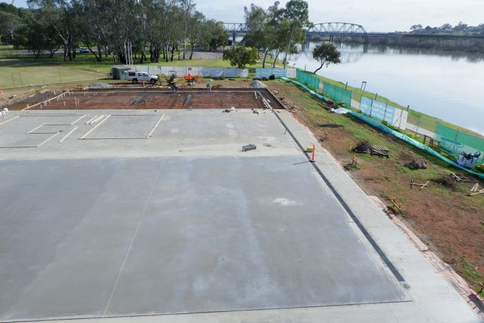 MB Rowing Centre Timelapse 3 August 2020