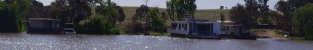 Photograph Toora Reserve 1 Houseboat Mooring Panorama
