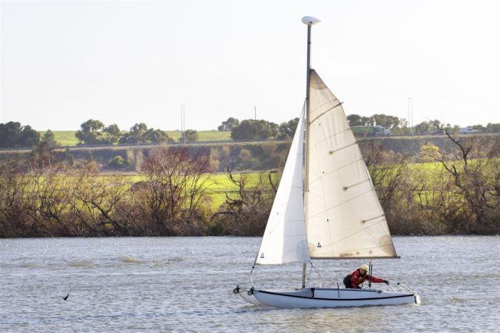 Swanport Reserve Boat