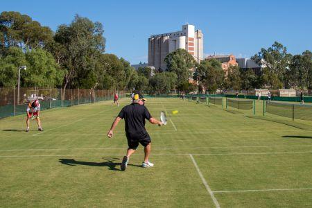 Sturt Reserve Tennis