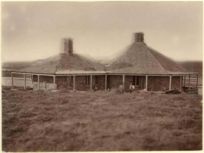 The Round House, c1890.  SLSA B10877.