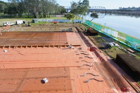MB Rowing Centre Timelapse 20 July 2020
