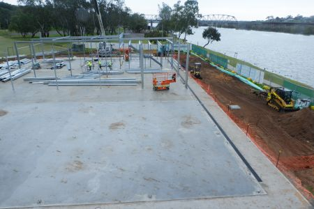 MB Rowing Centre Timelapse 17 August 2020