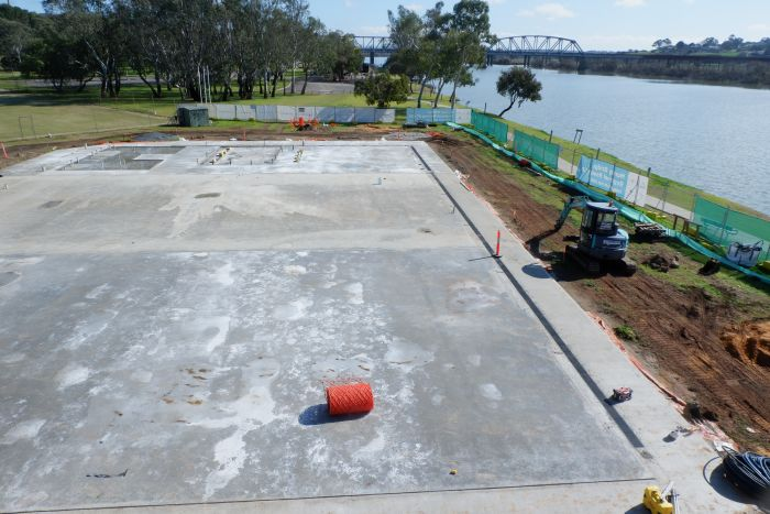 MB Rowing Centre Timelapse 10 August 2020