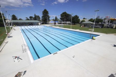 MB Swimming Centre Upgrade Timelapse 26 October 2020