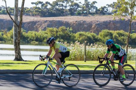 Sturt Reserve Cycling