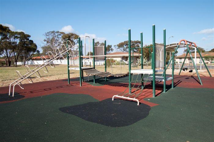 Magpie Drive Reserve Playground