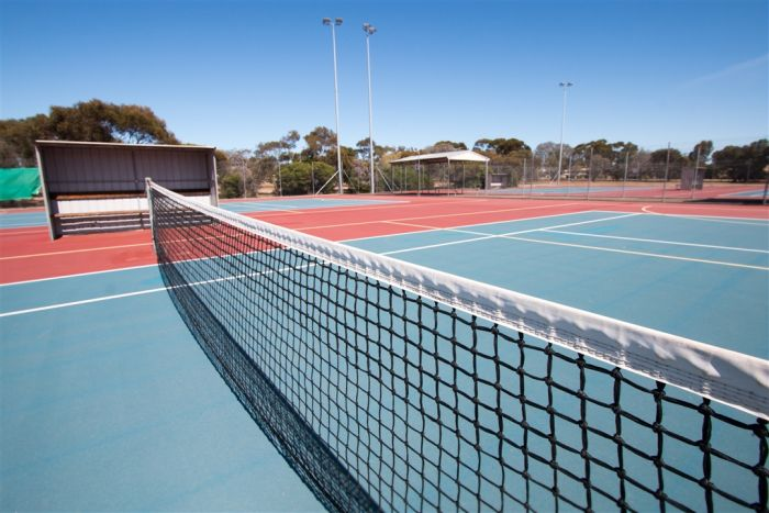 Christian Reserve Tennis