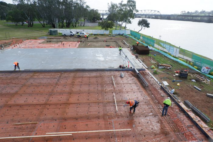 MB Rowing Centre Timelapse 27 July 2020