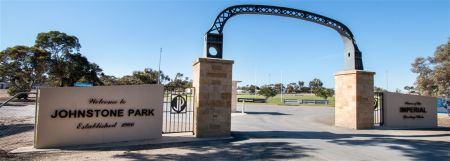 Johnstone Park Entrance