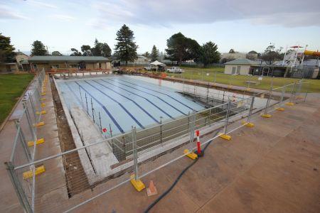 MB Swimming Centre Upgrade Timelapse 15 June 2020